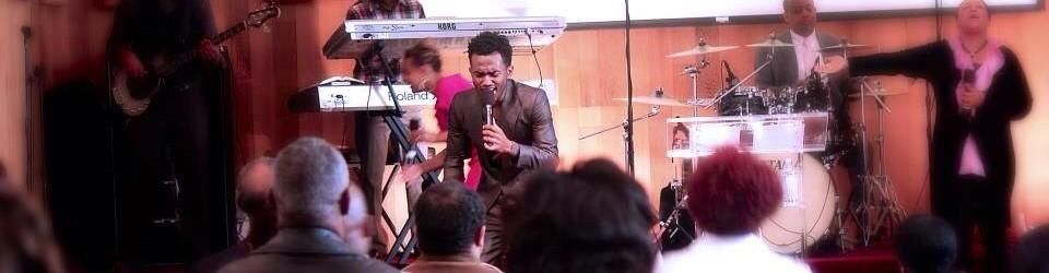 Nati - Worship leader